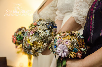 Brooches Bouquets