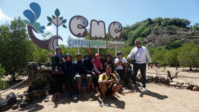 Kawasan Clungup Mangrove Conservation