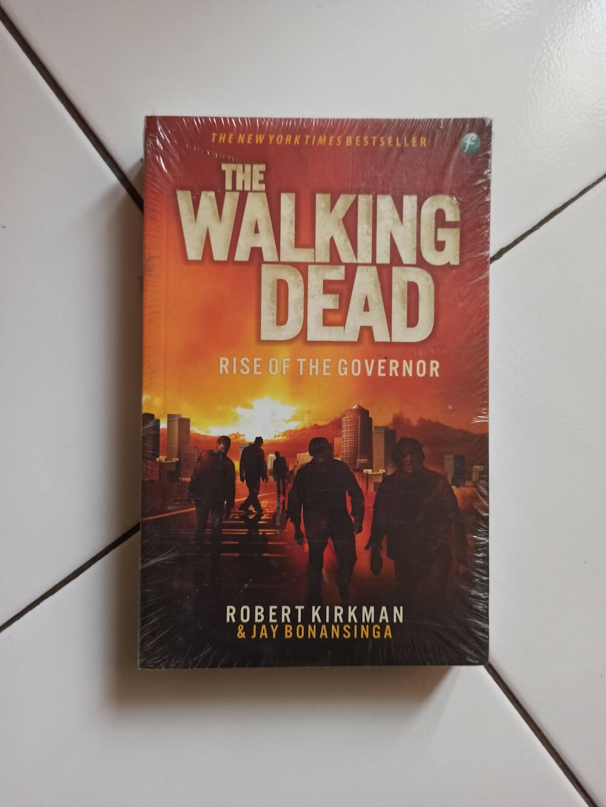 Novel Horror The Walking Dead