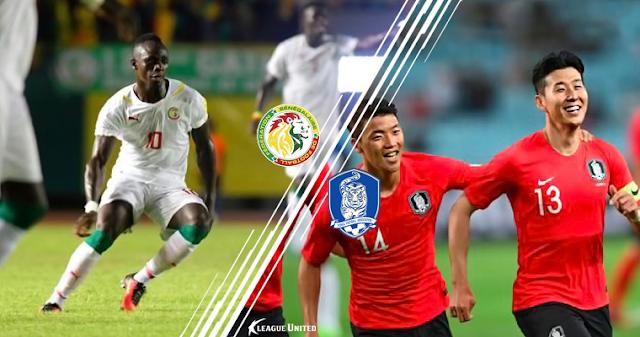 كوريا والسنغال بث مباشر