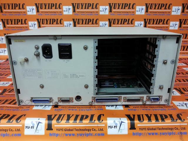 NEC FC-9801A FACTORY COMPUTER / 136-842847-A