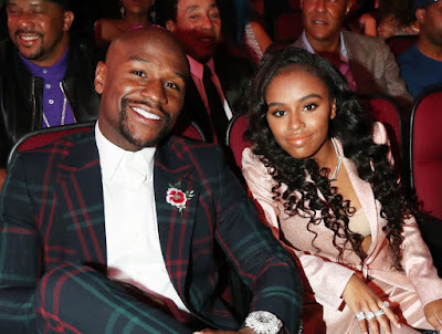 19 Years Old Floyd Mayweather's Daughter, Iyanna Mayweather Gets Arrested For Allegedly NBA Youngboy's Baby Mama