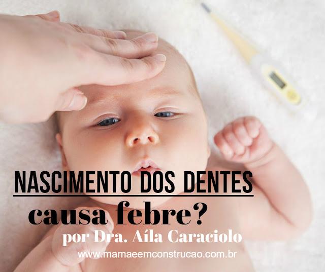 nascimento dos dentes