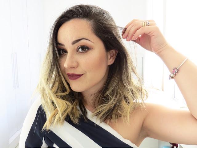 cabelos ondulados perfeitos