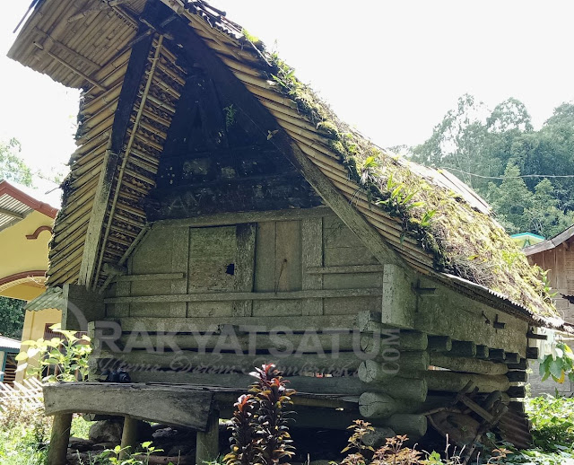 Lihatlah, Banua Tamben yang Dibangun 200 Tahun Lalu, Masih Ada Loh di Toraja