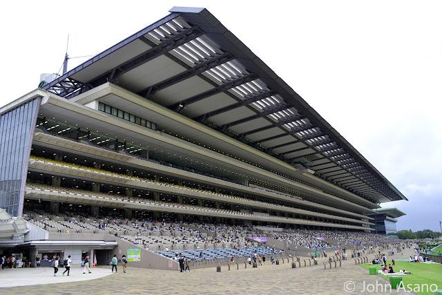 Fuji View Grandstand