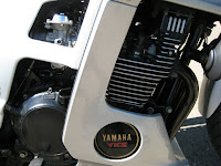 Turbo Yamaha 650