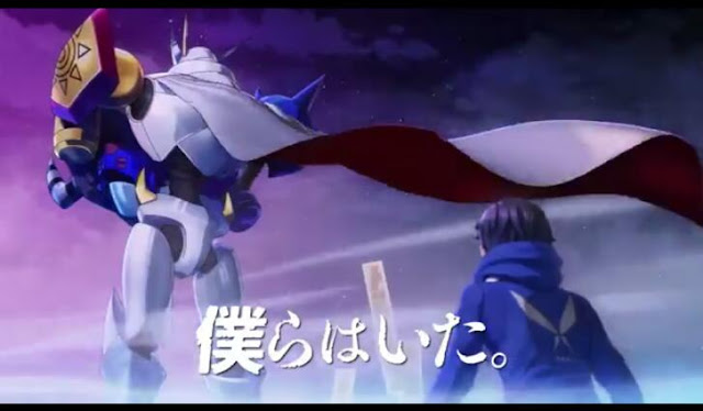 Digimon Story Cyber Sleuth: Hacker's Memory got a new commercial