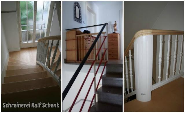 Treppen aufarneiten Gießen