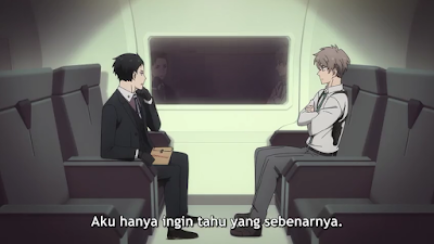 Fugou Keiji: Balance: Unlimited Episode 11 END Subtitle Indonesia