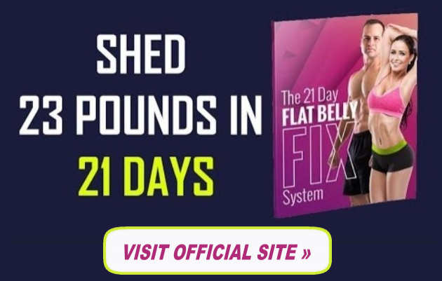 The 21 Day Flat Belly Fix System