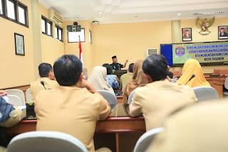 Wali Kota Menghadiri Bimbingan Teknis Mandiri Penyusunan Survei Kepuasan Masyarakat Tahun 2019 - Tarakan Info