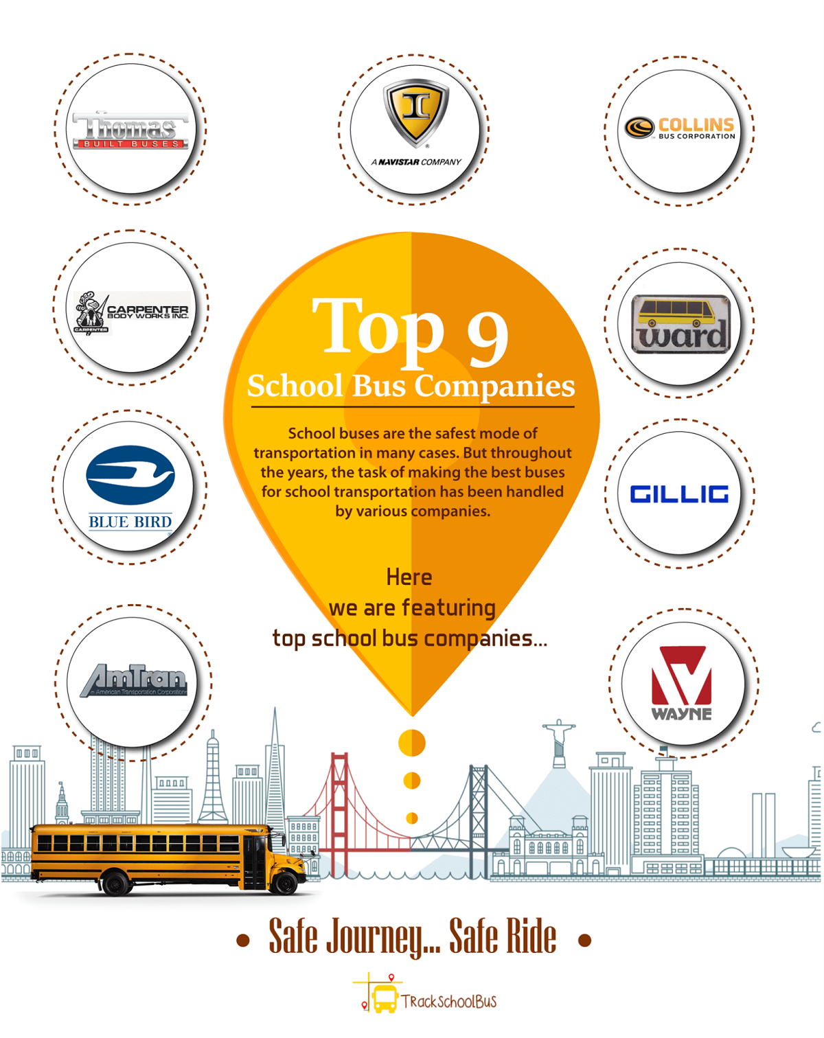 top-9-school-bus-companies-you-need-to-know-infographic