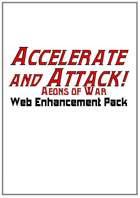Accelerate and Attack! Web Enhancement Pack