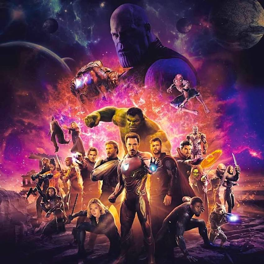 Marvel Studios: Marvel Studios' Avengers: Infinity War
