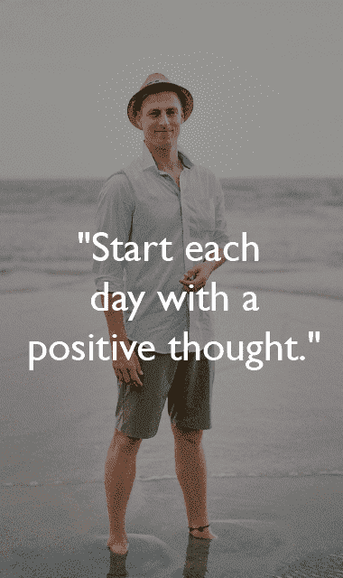 positive thought quotes life