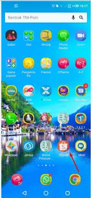 Aplikasi Shopee Versi HP 2020