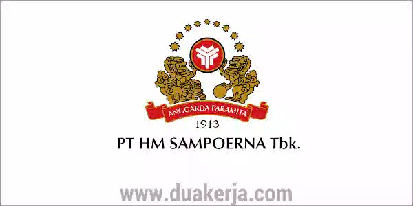 Lowongan Kerja HM Sampoerna Tahun 2019