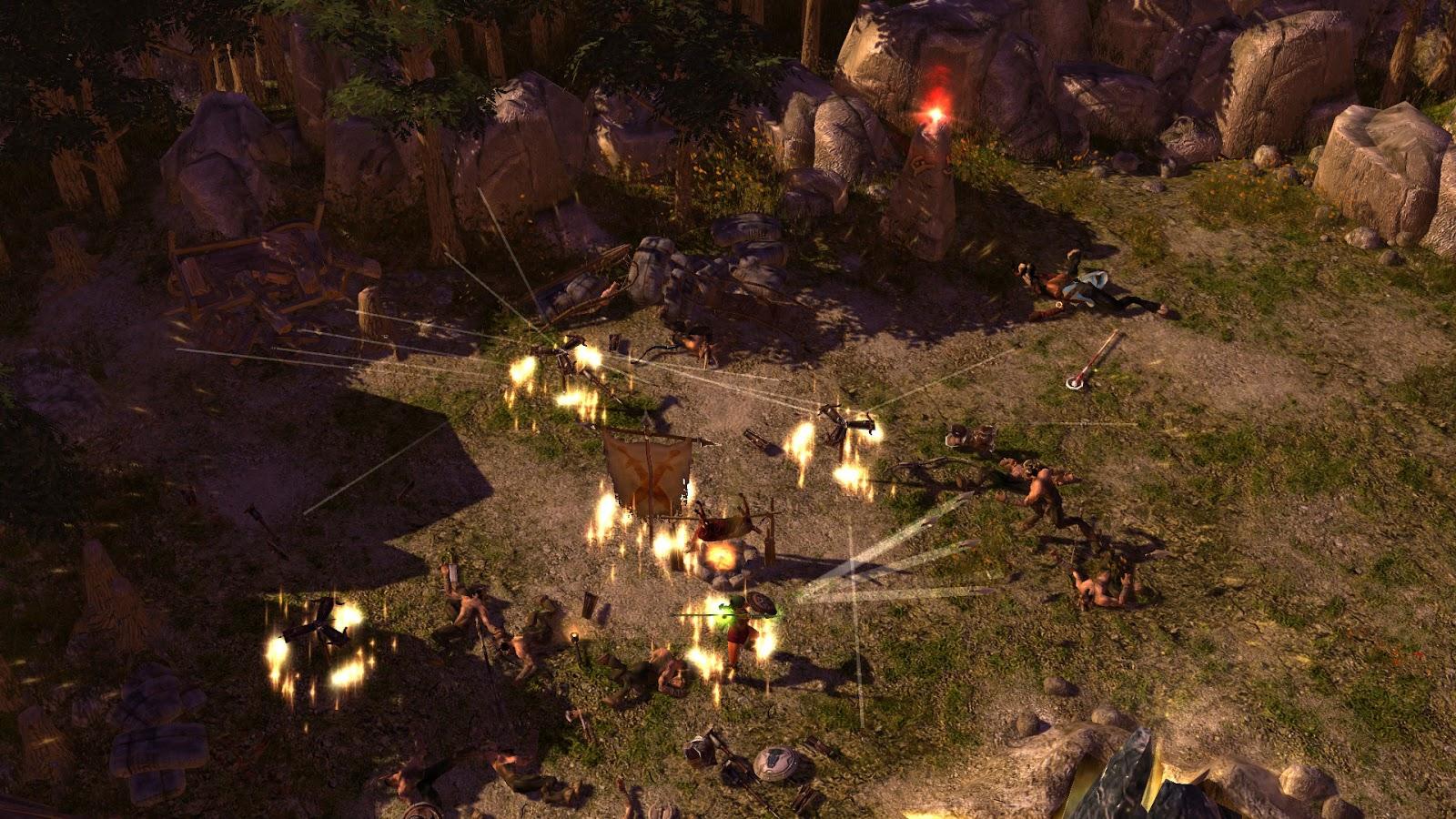 Titan Quest Anniversary Edition Atlantis PC ESPAÑOL (PLAZA) 4