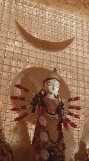 Santoshpur Avenue Durga Puja 2019