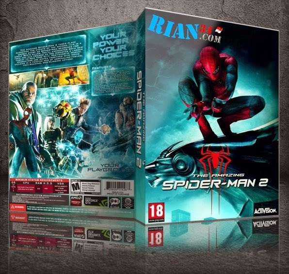 Games PC - The Amazing Spider-Man 2 Full Version ~ TSARSOFT
