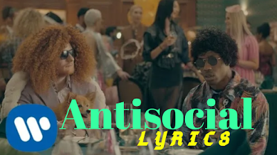 Antisocial lyrics | Ed Sheeran and Travis Scott | New Song 2019