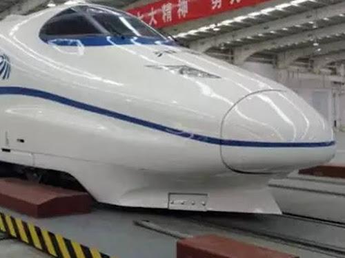 Kereta cepat Jakarta - Bandung