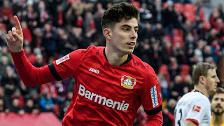 Source confirms Kai Havertz has completed his Chelsea medical