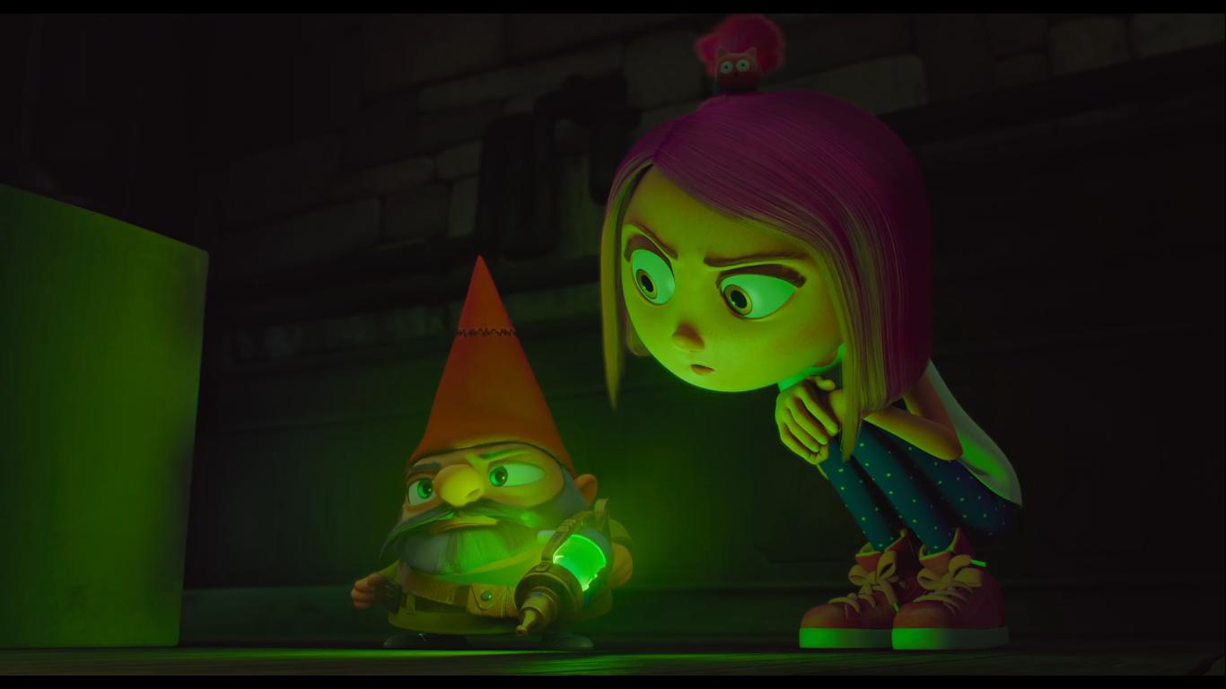 Gnome Alone Movie in Hindi 1080P FHD 4