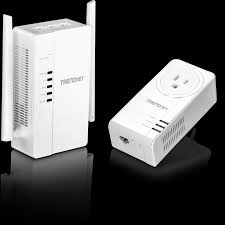 TRENDnet's WiFi Everywhere Powerline 1200 AV2