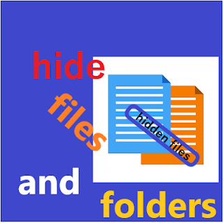 How To Hide Files And Folder - How To Retrieve Hidden Files And Folders
