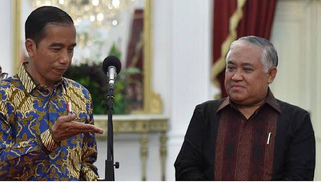 Din Syamsuddin: Perppu Corona Patut Diduga Kediktatoran yang Bersembunyi di Balik Konstitusi