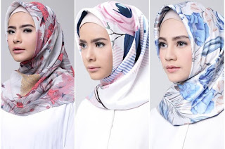 Tutorial Membuat Hijab Segi Empat Simple Dengan Hasil Luar biasa!
