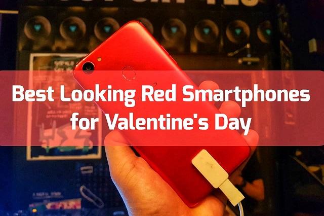 Best Red Smartphones Philippines
