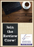 Join the Review Crew! The Homeschool Review Crew is now accepting applications to join us for 2018! Find out more by visiting Homeschool Coffee Break @ kympossibleblog.blogspot.com