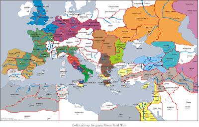 Rome: Total War ve Roma İmparatorluğu İnceleme 2