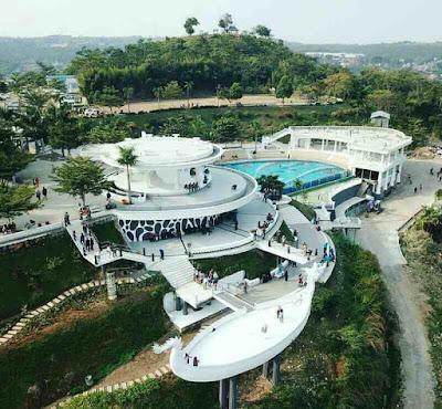 Info Lokasi & Tiket Masuk TERBARU Wisata Eling Bening Semarang, wisata hits semarang, wisata terbaru di semarang, lokasi hits di semarang, tempat selfie dan instagenic
