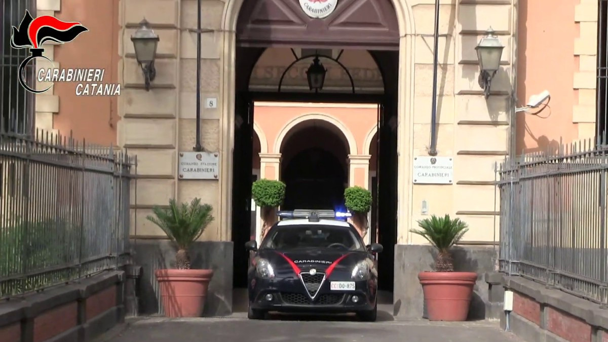 Controlli Carabinieri Catania