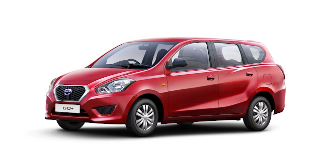 South Africa Gets India-made Datsun GO+