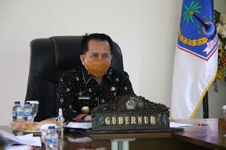 Pjs. Gubernur Agus Fatoni Berharap Sulut Pertahankan Urutan Satu Pencegahan Korupsi