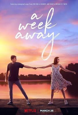 A Week Away (2021) Dual Audio [Hindi – Eng] 720p HDRip ESub x265 HEVC 560Mb