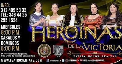 HEROINAS DE LA VICTORIA (