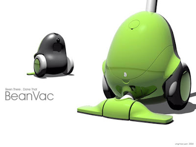 Cool Vacuum Cleaners and Creative Vacuum Cleaner Designs (12) 3