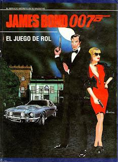 James Bond 007 el juego de rol RPG