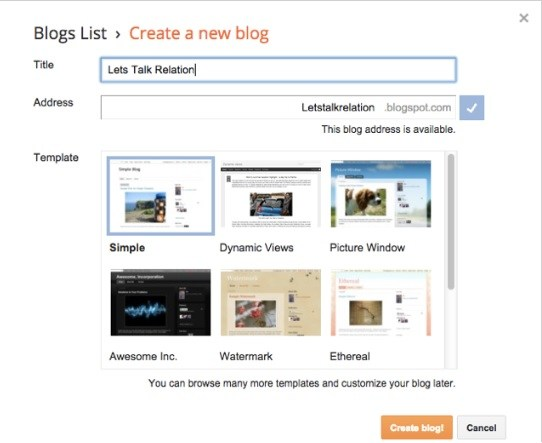 create-blog-on-blogger-blogspot