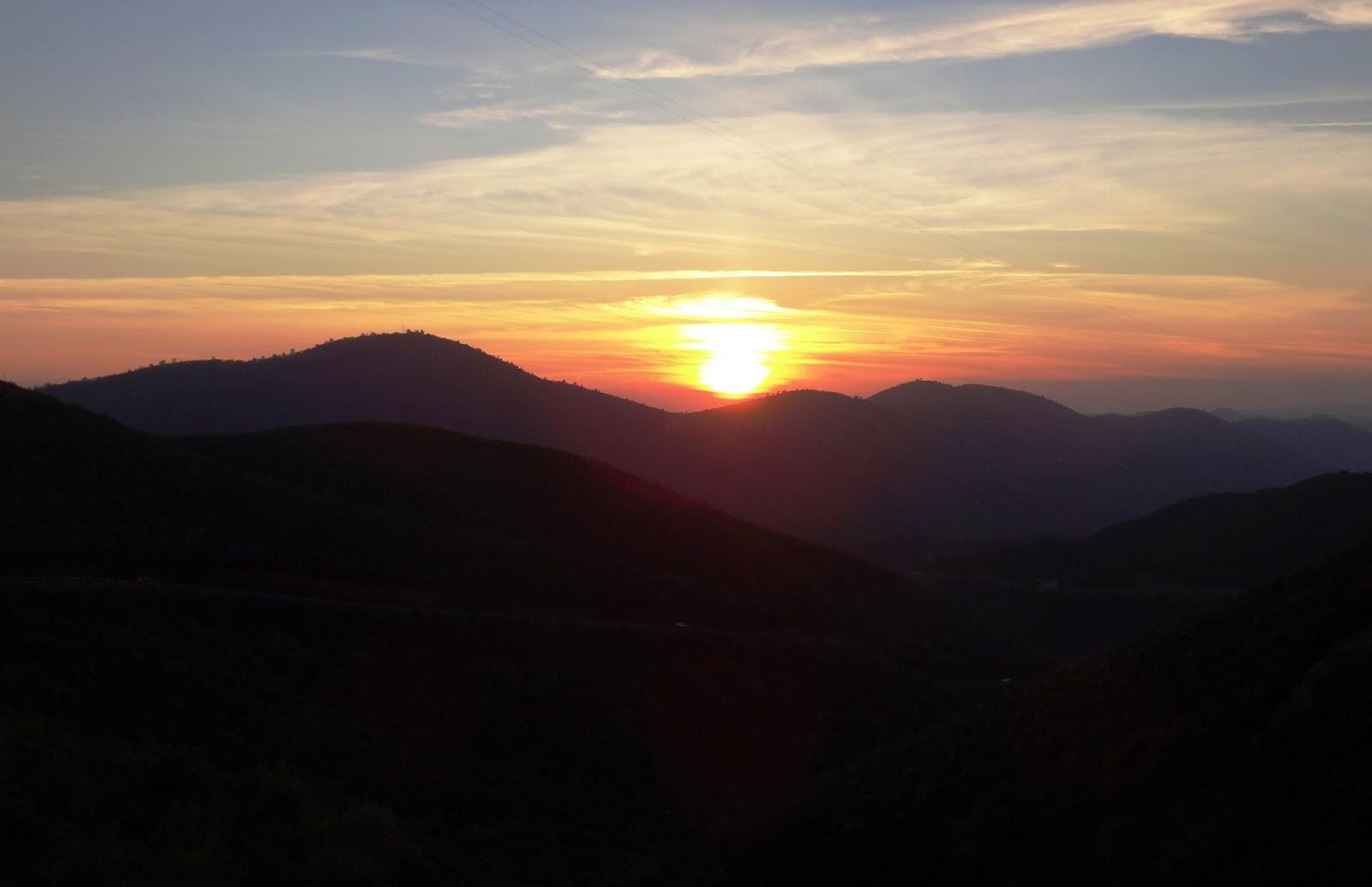 Yosemite National Park Sunset Exploring My Life