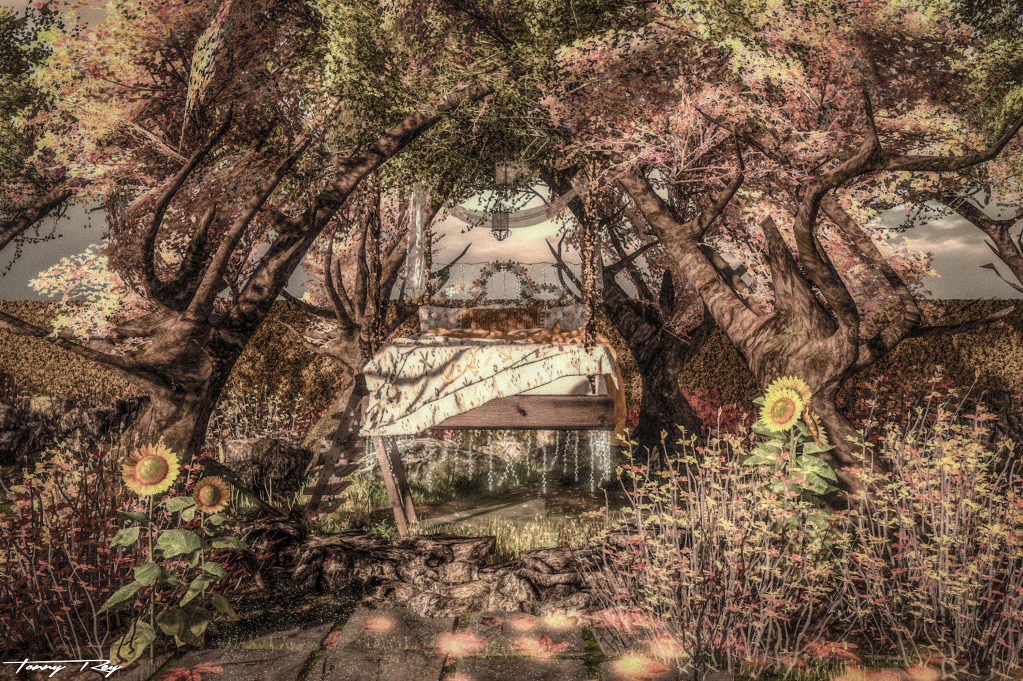 Swank Event – Autumn Fantasy Hideaway…