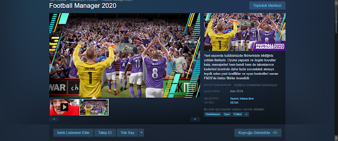Football Manager 2020 Ne Zaman Çıkıyor ? Yenilikler Neler ?