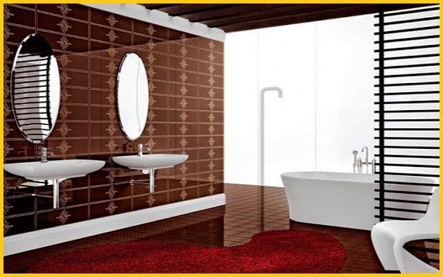 bathroom wall paint ideas color