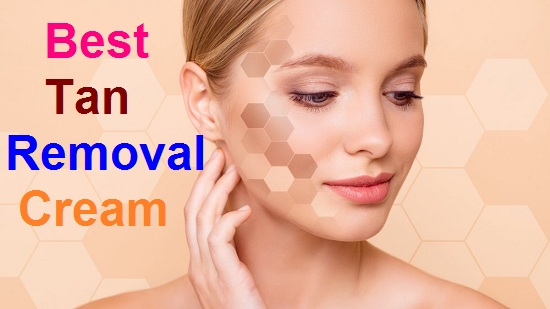 Best Tan Removal Cream For Hands and Neck